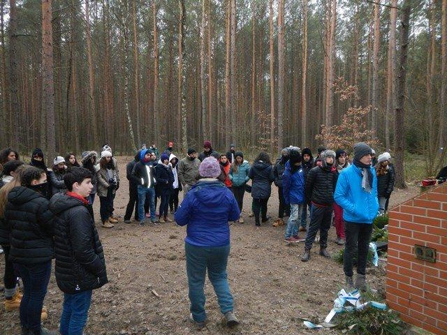 הדרכה ביער לופוחובה בברות הירי